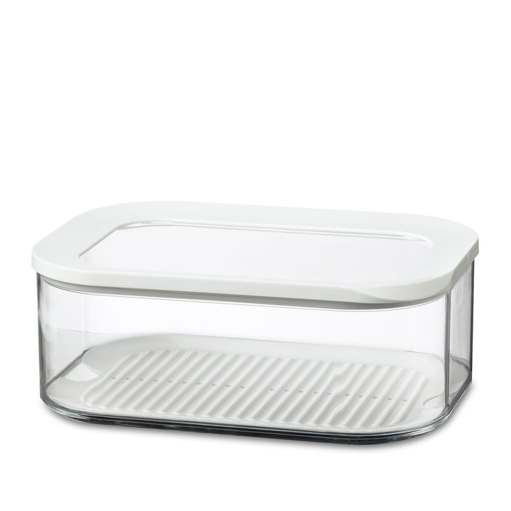 Rosti Mepal – Modula osteboks, 2 l, hvid