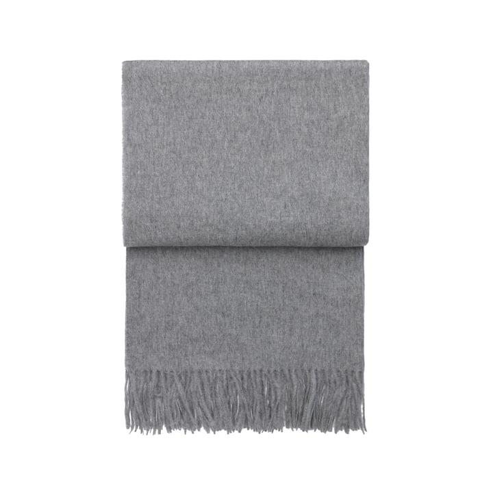 Elvang – Classic tæppe, lysegrå