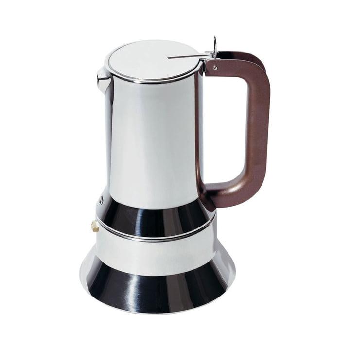 Alessi – espressomaskine 9090, 3 kopper