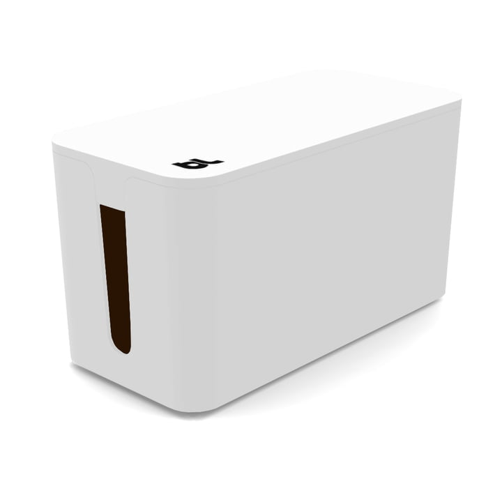 Bluelounge CableBox Mini – hvid