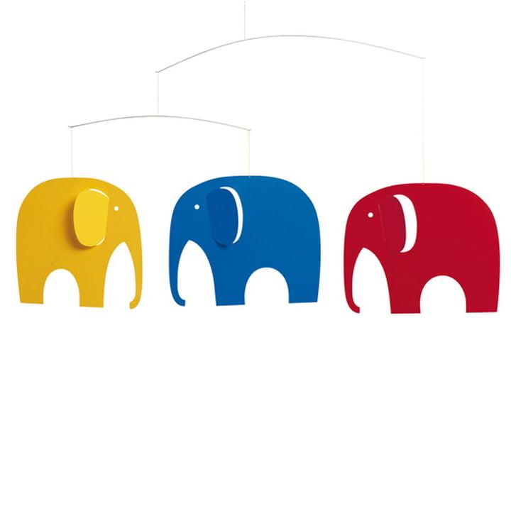 Flensted Mobiler – Elefantkomsammen