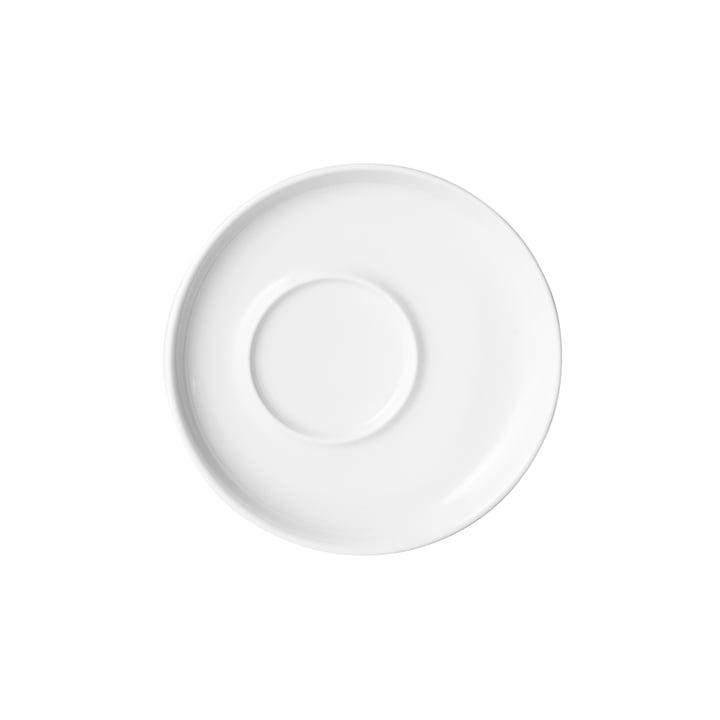 Kahla Five Senses – underkop, 11 cm, hvid