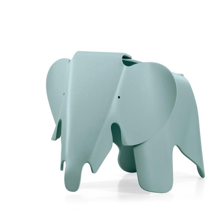 Eames elefant – isgrå