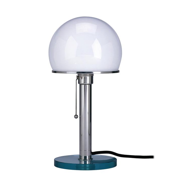 Wagenfeld WG25 GL lampe, glasfod