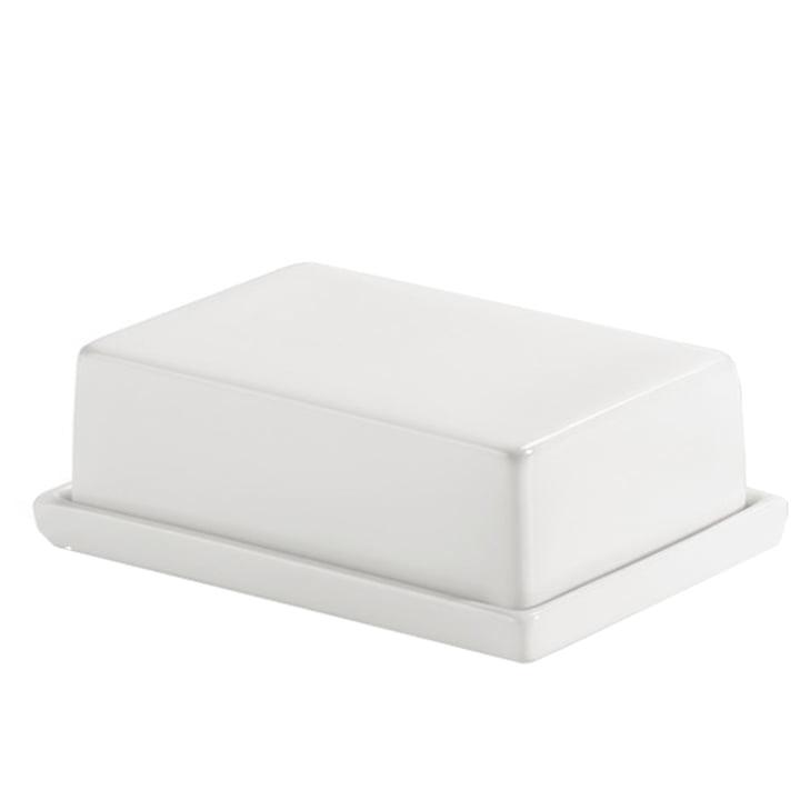 Depot4Design – Smart smørskål – stor, hvid