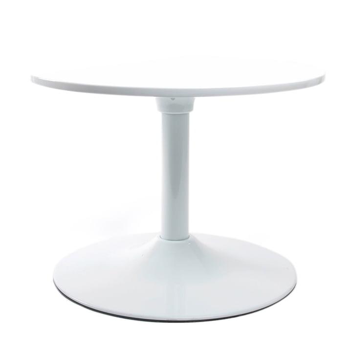XLBoom – Ball Chair bord, hvidt