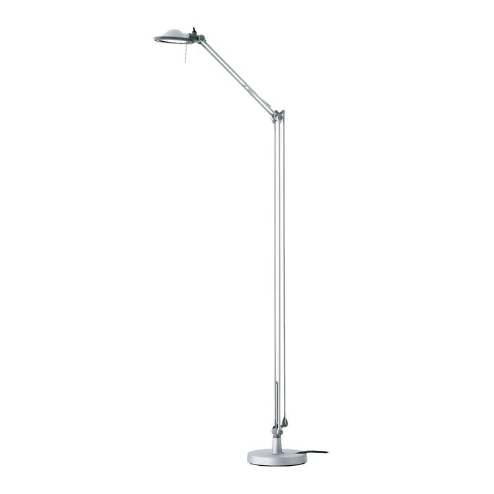 Luceplan – Berenice gulvlampe D12 EL t., aluminium
