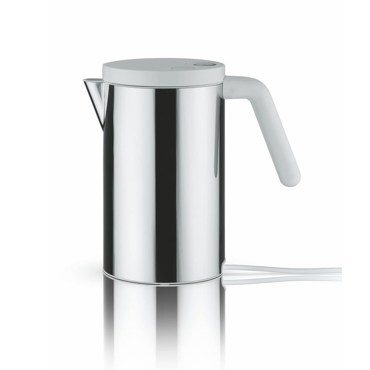 Alessi – Hot.it elkedel, hvid (0,8 l)