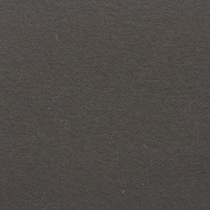 Ruckstuhl - tæppe Feltro, gråbrun 70040 - detaljeret visning