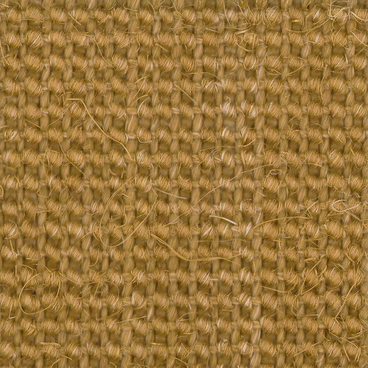 Ruckstuhl - tæppe Jaipur, sisal natur (20022) - detaljeret visning