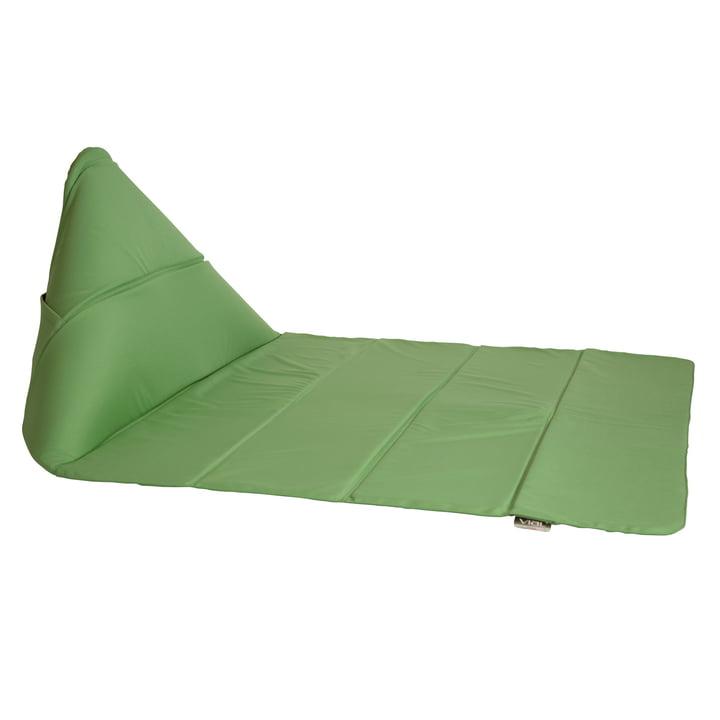 Vial – Fida siddeunderlag, grøn