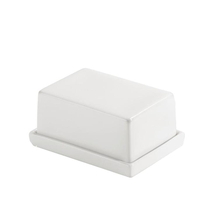 Depot4Design – Smart smørskål – lille, hvid