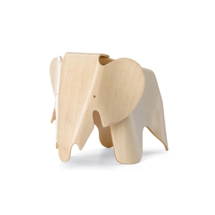 Vitra – miniatureelefant i krydsfiner