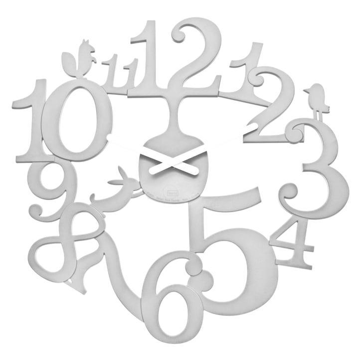 Koziol – Pi:p vægur, hvid