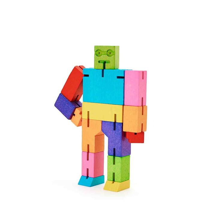areaware – Cubebot, micro, farvet