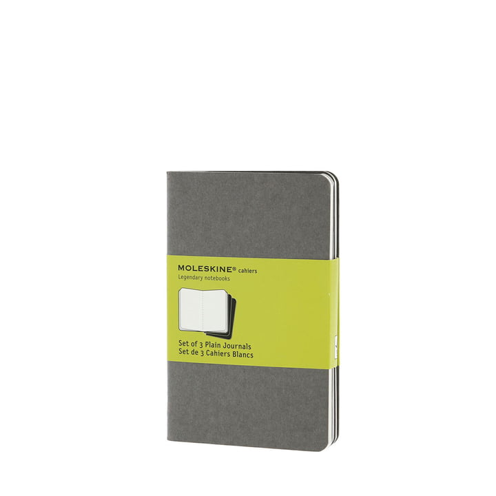 Moleskine – Cahier Notebook, blank, Pocket
