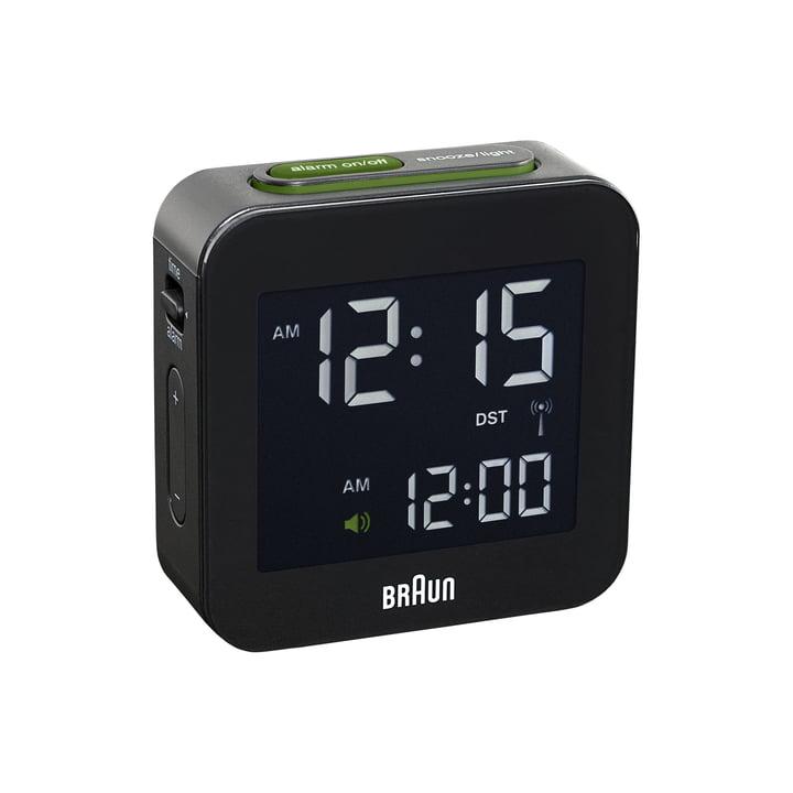 Radiostyret vækkeur BNC008 | Braun | Shop
