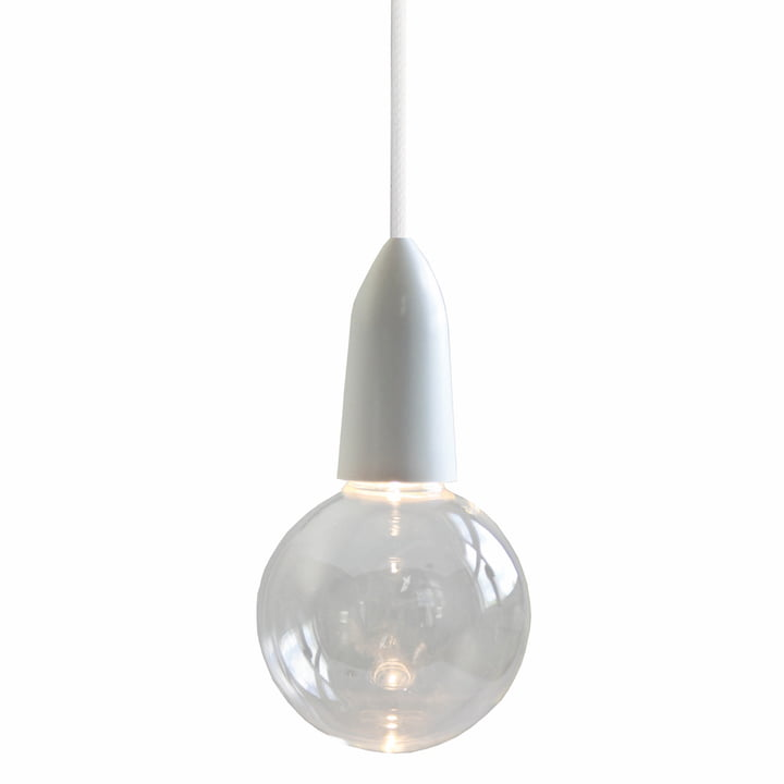 NUD Collection – LED IW Clear, hvid (TT-01)