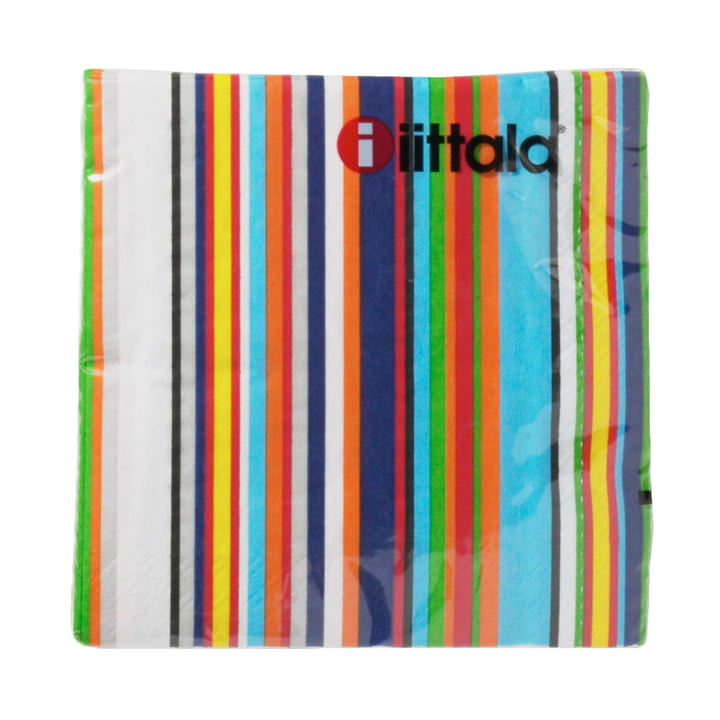 Iittala – Origo serviet, 33 x 33 cm, orange
