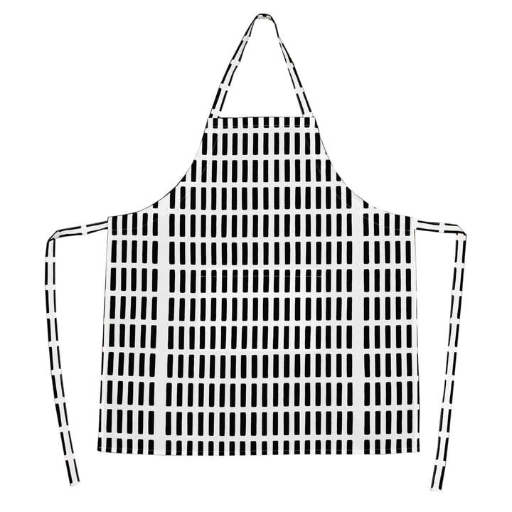 Artek – Siena forklæde, hvid/sort