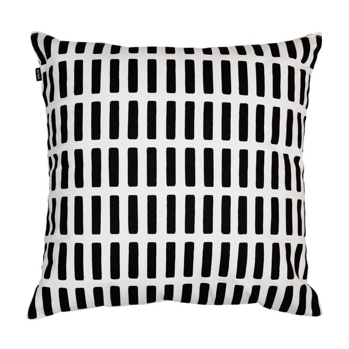 Artek – Siena pudebetræk, hvid/sort