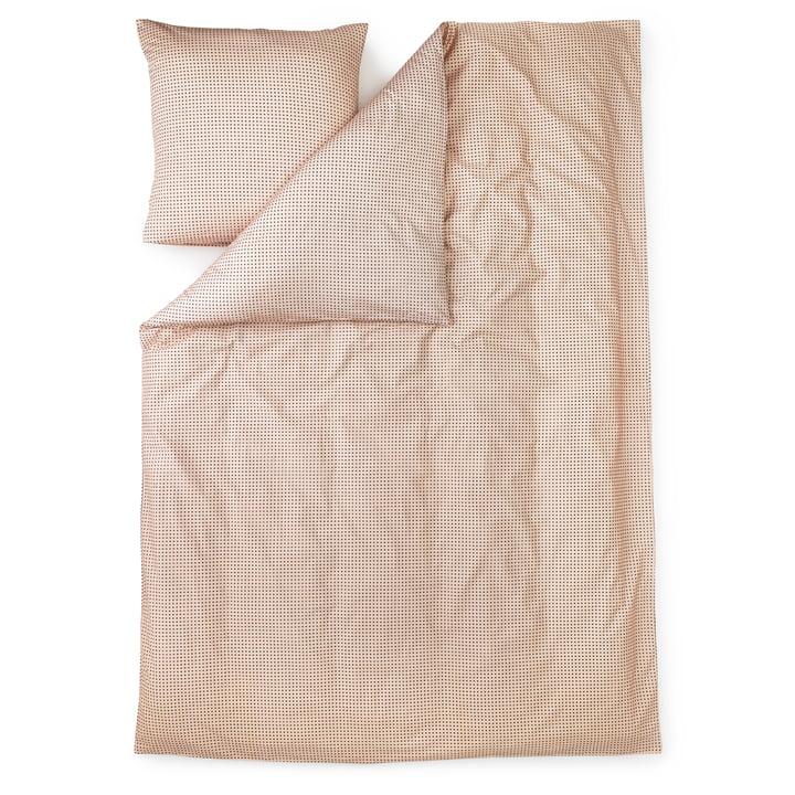 Normann Copenhagen – Plus sengetøj, nude