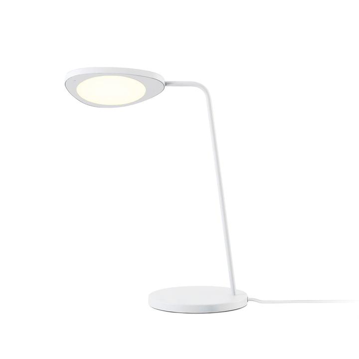 Muuto – Leaf bordlampe, hvid