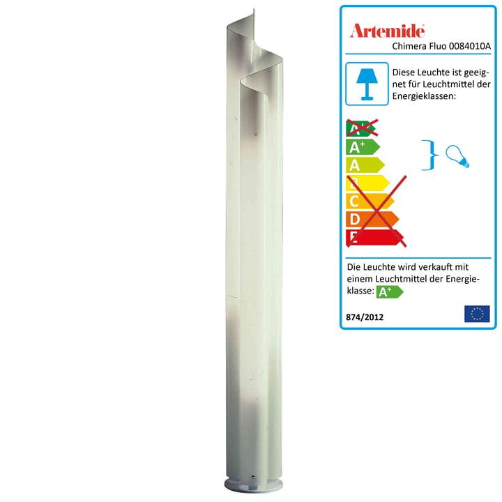 Artemide - Chimera gulvlampe