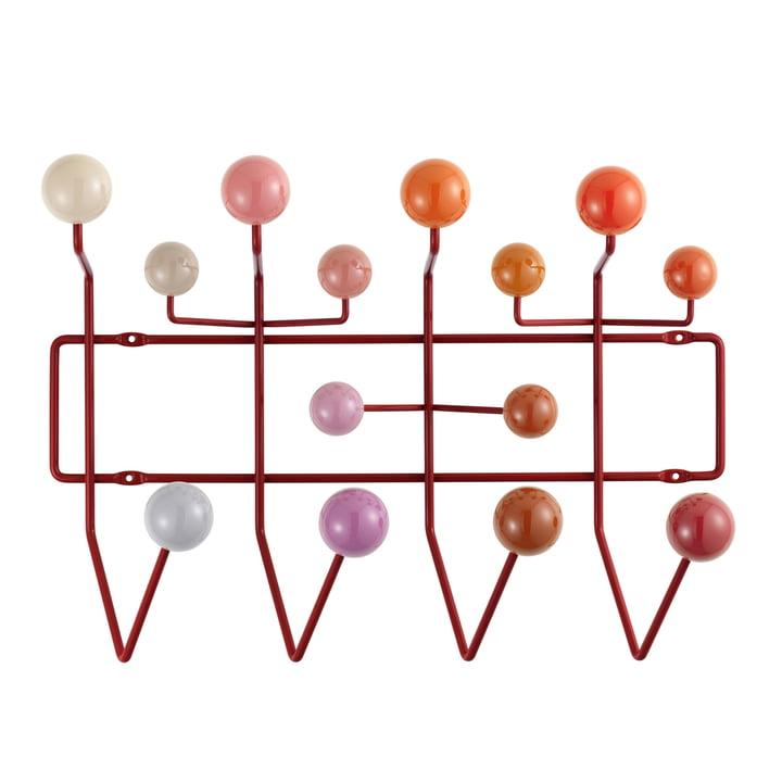 Vitra – Hang it all knagerække, rød