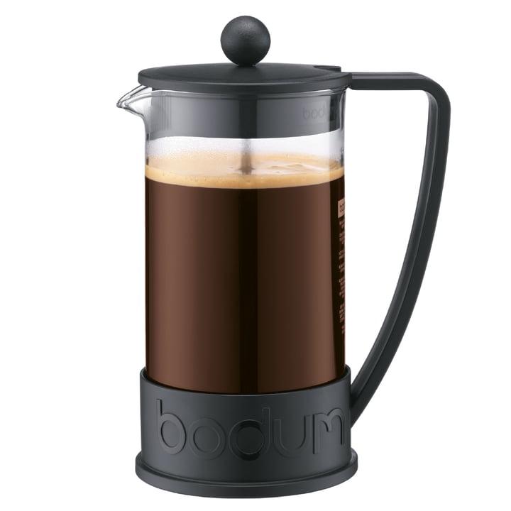 Bodum – Brazil kaffebrygger, 1,0 l, sort