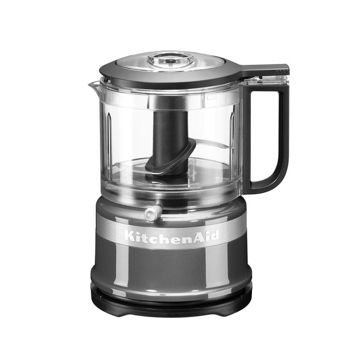 KitchenAid – hakker, sølv – side
