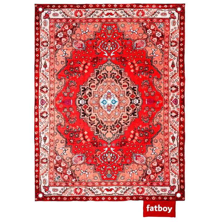 Fatboy – Picnic Lounge, rød