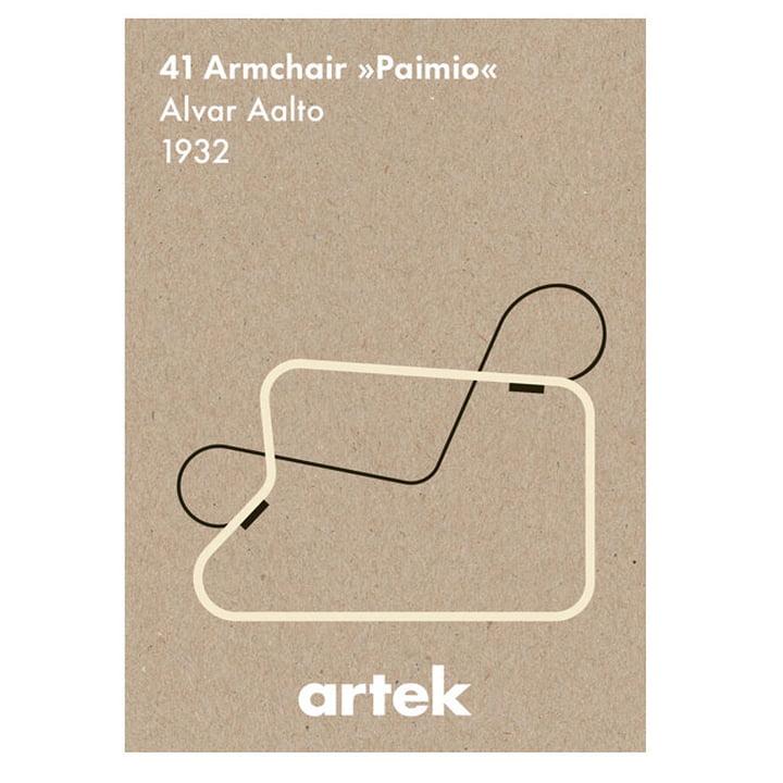 Artek – ikonplakat – Paimio