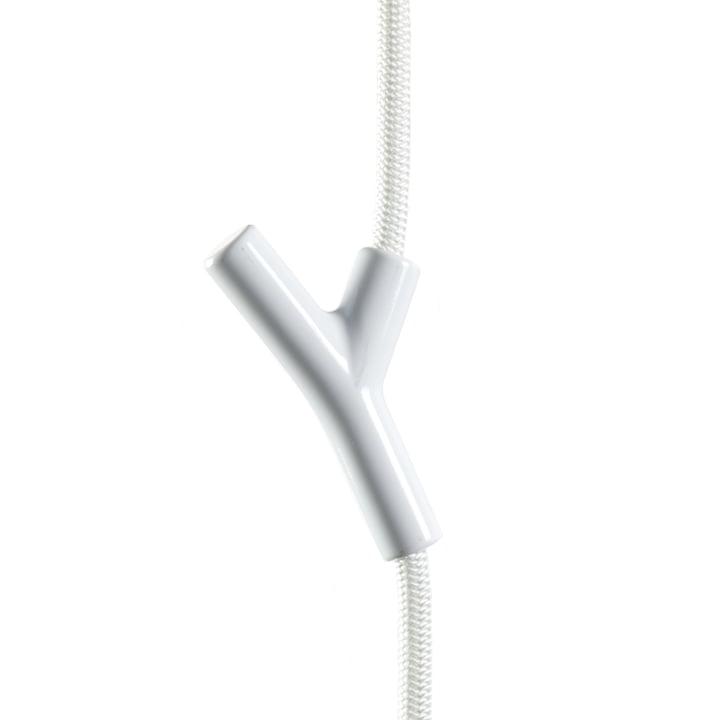 Authentics – Wardrope reb-garderobe, hvid/hvid
