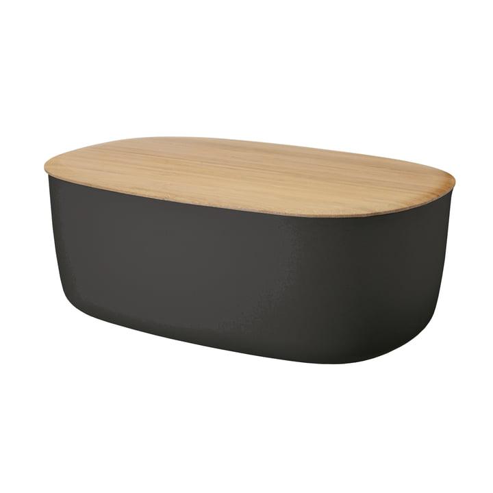 Box-It brødæske fra Rig-Tig fra Stelton i sort