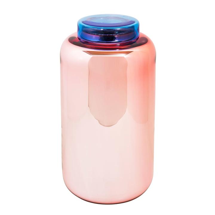 Pulpo – Container vase, pink