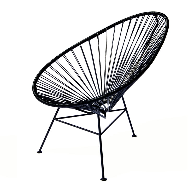 OK Design – Acapulco Chair, sort