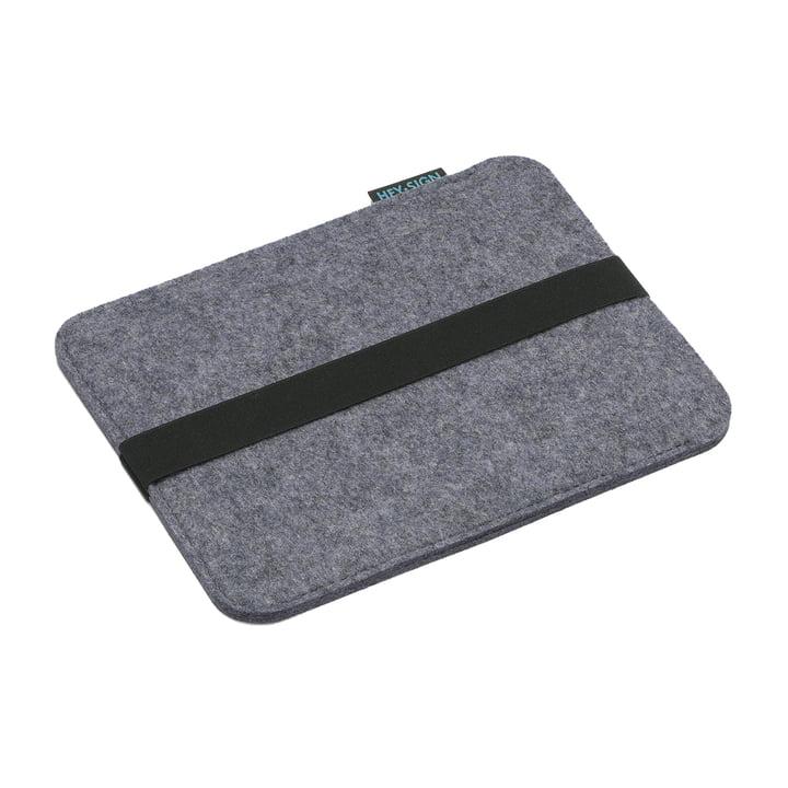 Hey Sign – Pad Bag iPad cover, antracitgrå