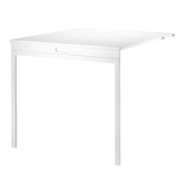 Klapbord fra String i hvid