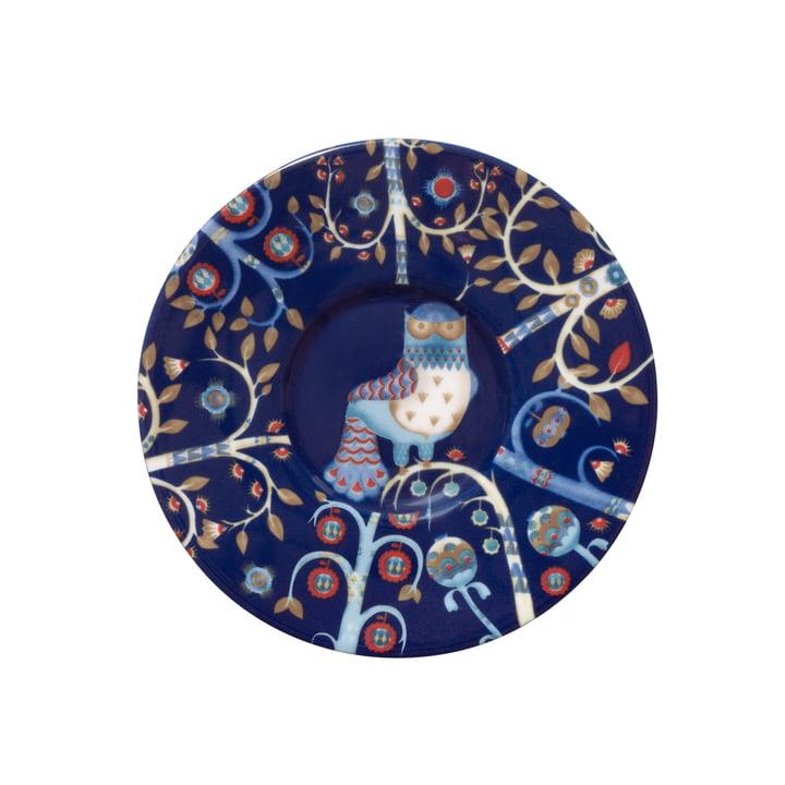 Iittala – Taika espressounderkop, blå, Ø 11 cm