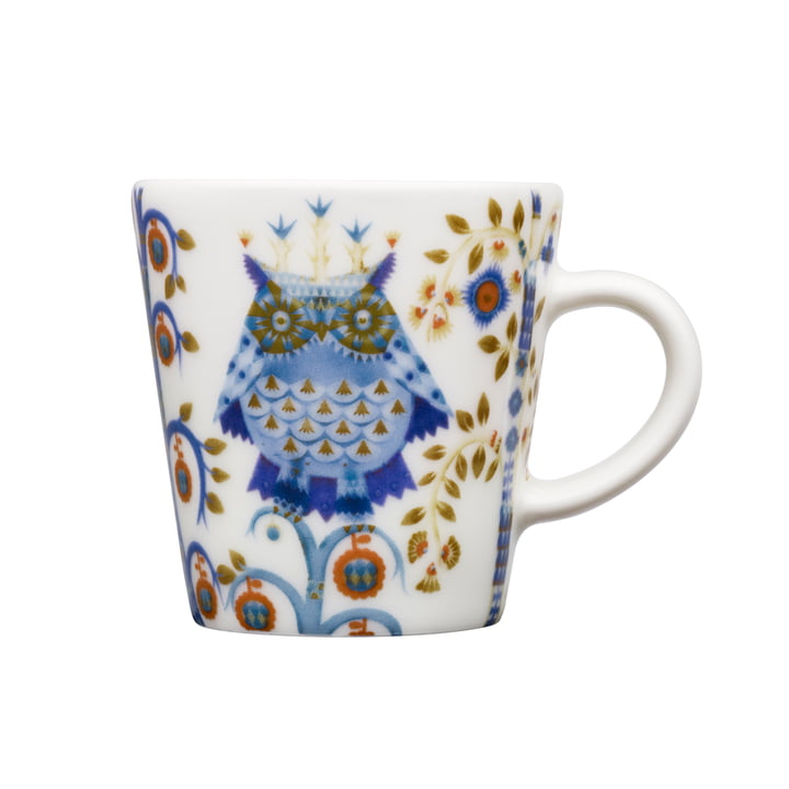 Iittala – Taika – hvid – espressokop, 0,1l