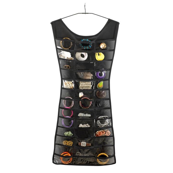 Umbra – Little Black Dress – smykker – set forfra