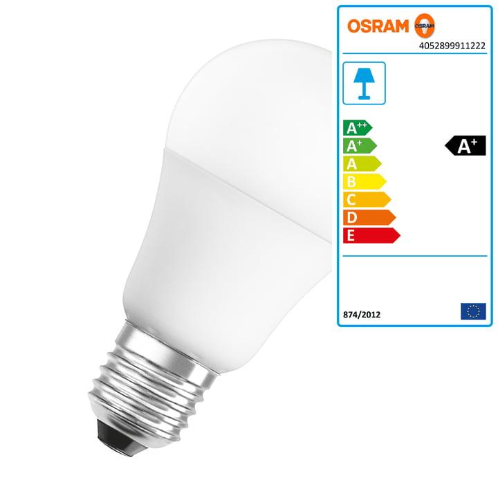 Osram – LED Superstar Classic A 60 advanced, E27, matteret