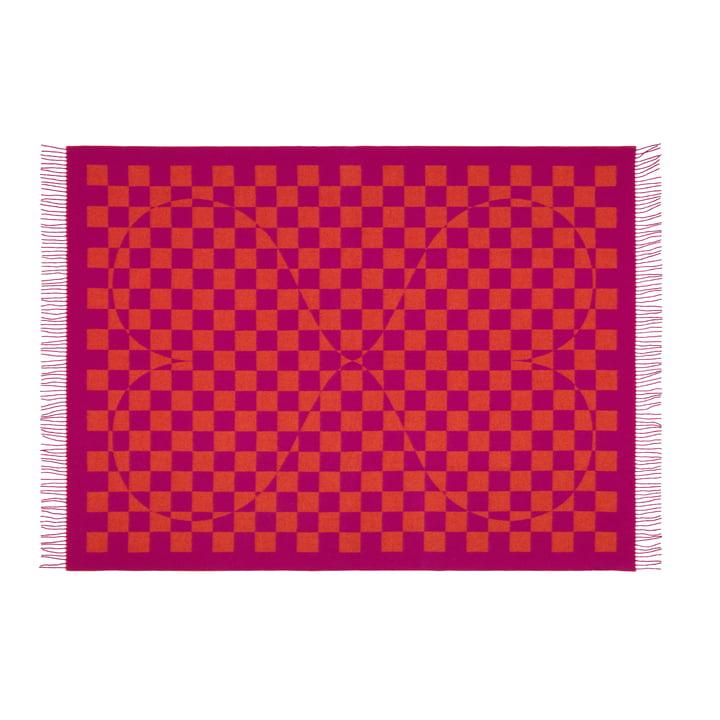 Vitra – Girard Double Heart uldtæppe – forside