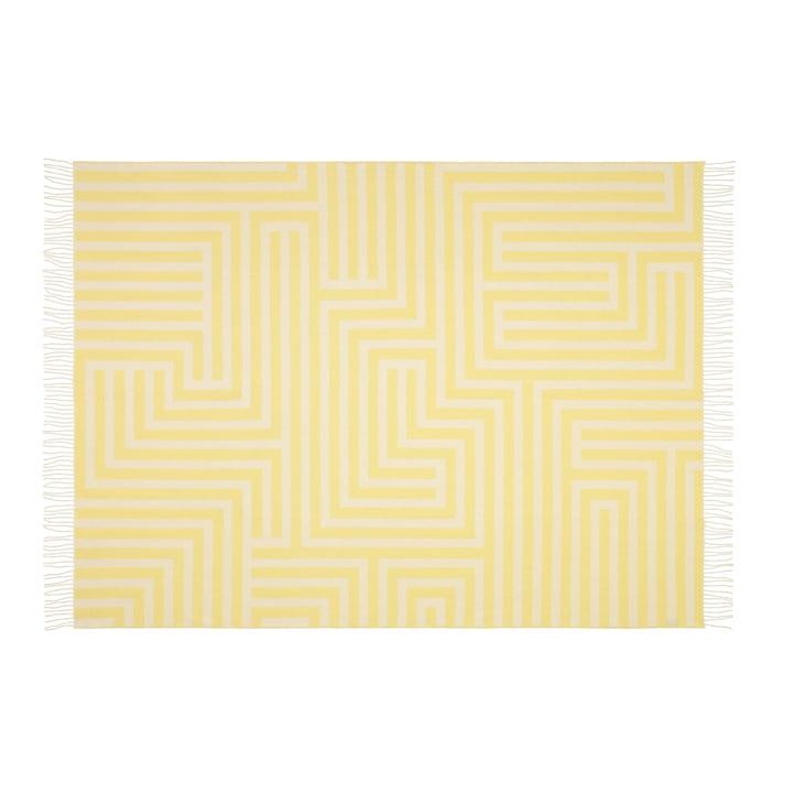Vitra – Girard uldtæppe, Maze mønster – forside