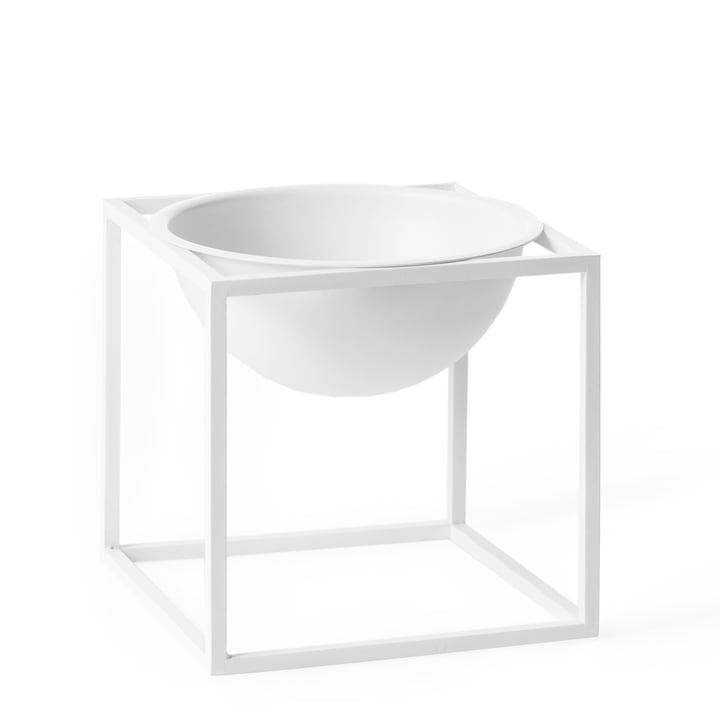 by Lassen – Kubus skål, lille, hvid