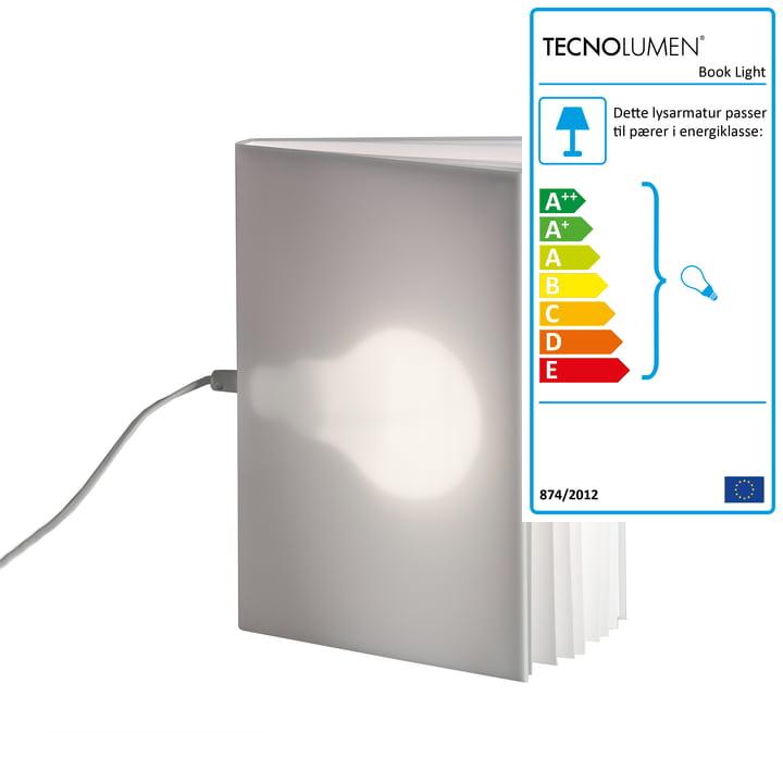 Tecnolumen – Book Light bordlampe
