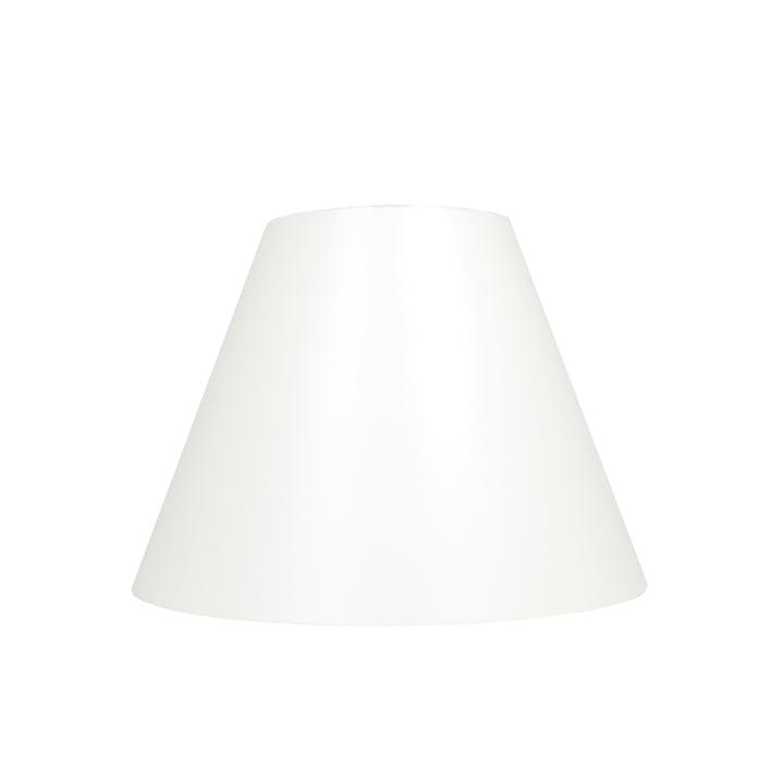 Luceplan – lampeskærm D13pi/1/4 til Costanzina lampe, hvid