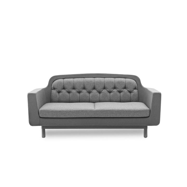 Normann Copenhagen – Onkel sofa, 2-personers, lysegrå