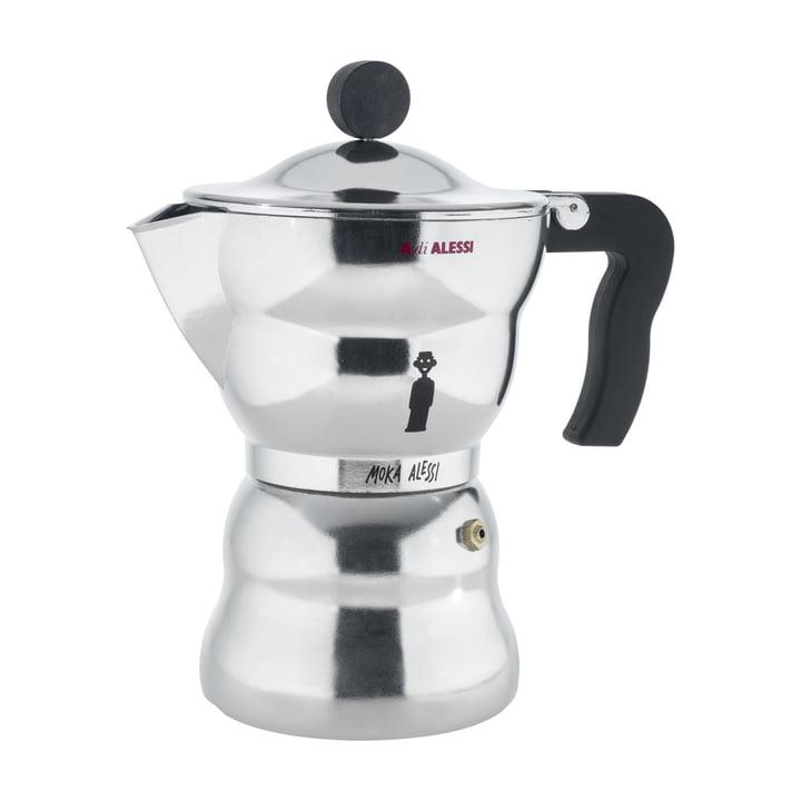 A di Alessi – Moka Alessi espressokande 30 cl